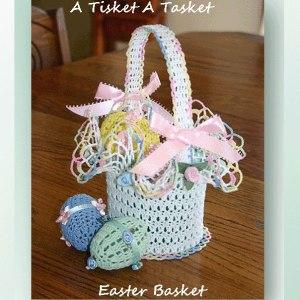 A Tisket A Tasket Easter Basket