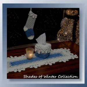 Shades of Winter Collection