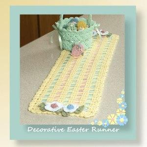 Decorative Easter Runner