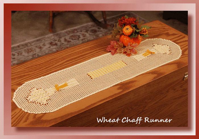 Wheat Chaff Runner