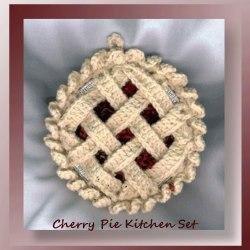 Cherry Pie Kitchen Set