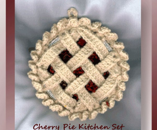 Cherry Pie Kitchen Set    <br /><br /><font color=