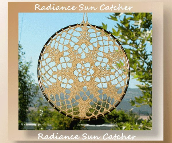 Radiance Sun Catcher   <br /><br /><font color=