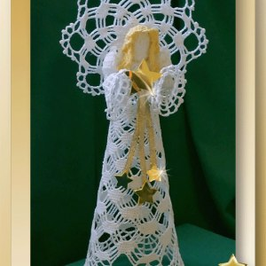 Crystal Lace Angel