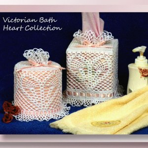 Victorian Bath Heart Collection