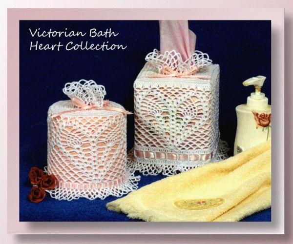 Victorian Bath Heart Collection  <br /><font color=