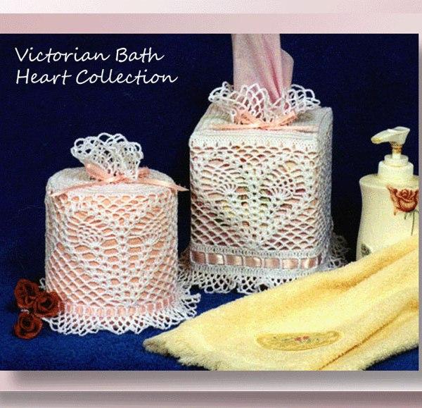 Victorian Bath Heart Collection