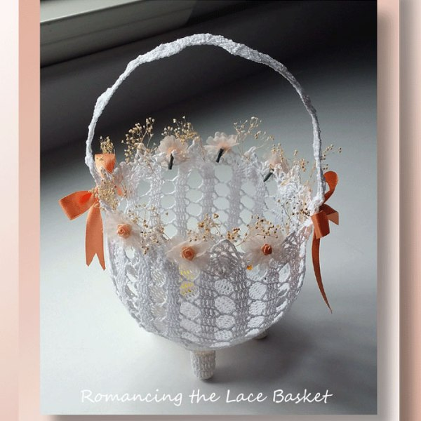 Romancing the Lace Basket