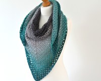 Crochet Patterns Galore - Granny Triangle Shawl