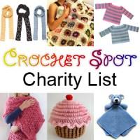 Crochet Spot  Charity - Crochet Patterns, Tutorials and News