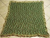 Pic. FF Baby Blanket baby James CROCODILE stitch.