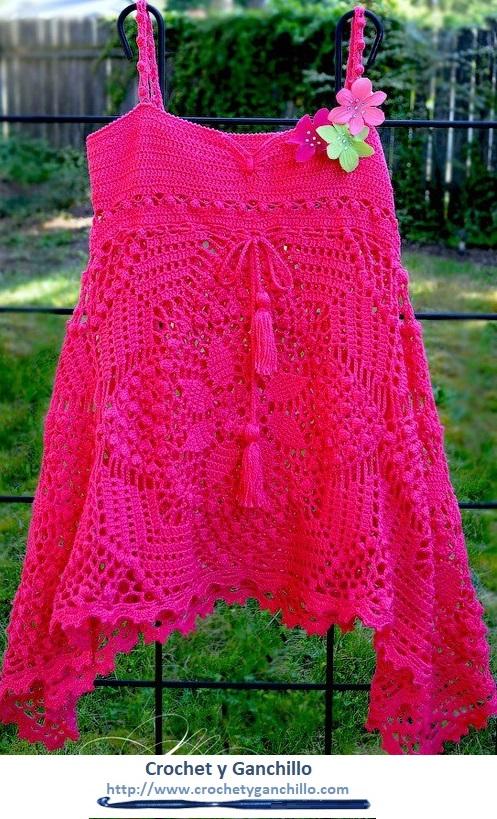 Remeras al crochet