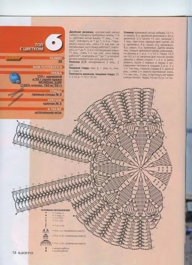 Remeras tejidas al crochet2