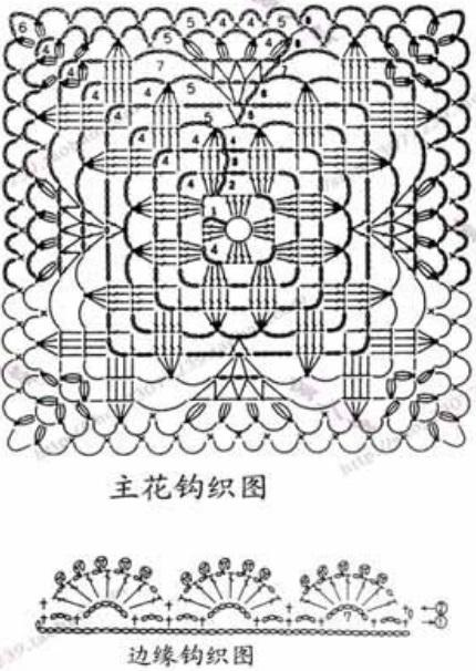 Bolero crochet simple y elegante2