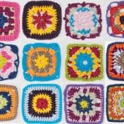 Los motivos de crochet mas lindos para tejidos