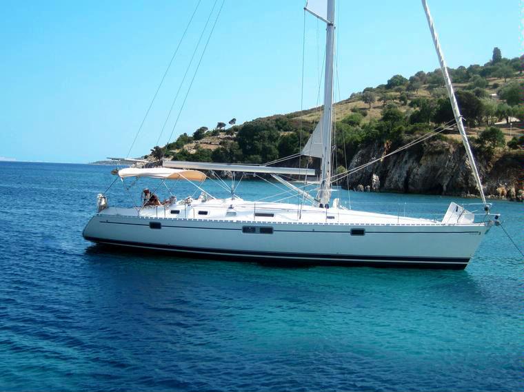 Vacanza in Barca a vela 13mt Grecia isole ioniche Charter