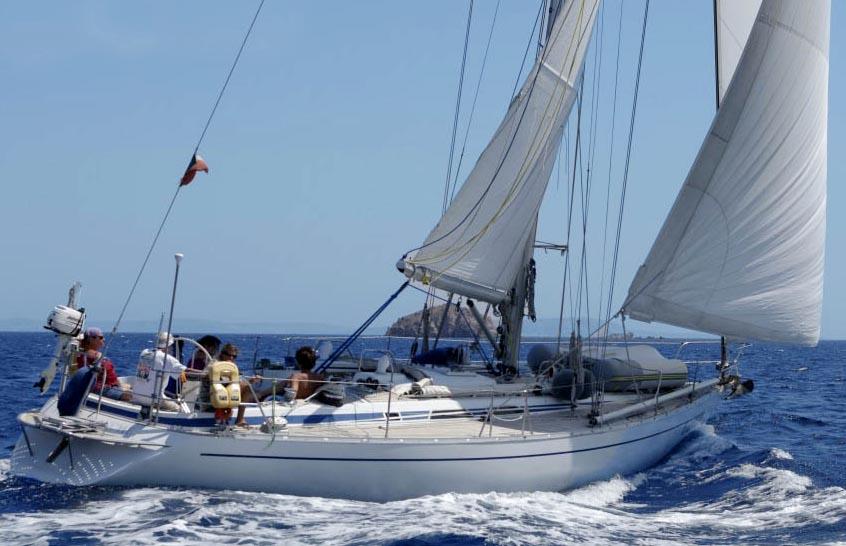 Barca a vela 14 mt  Crociera Maldive