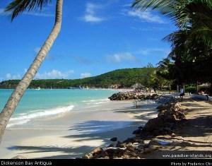 Dickenson Bay Beach