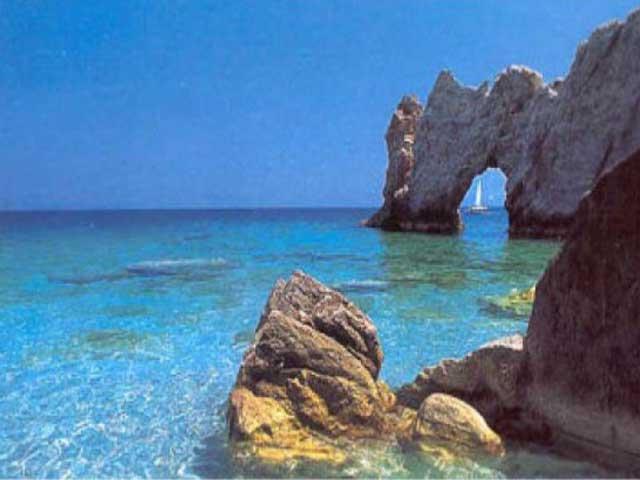 crociere in caicco e vacanze in Grecia ionicaCorfuZante