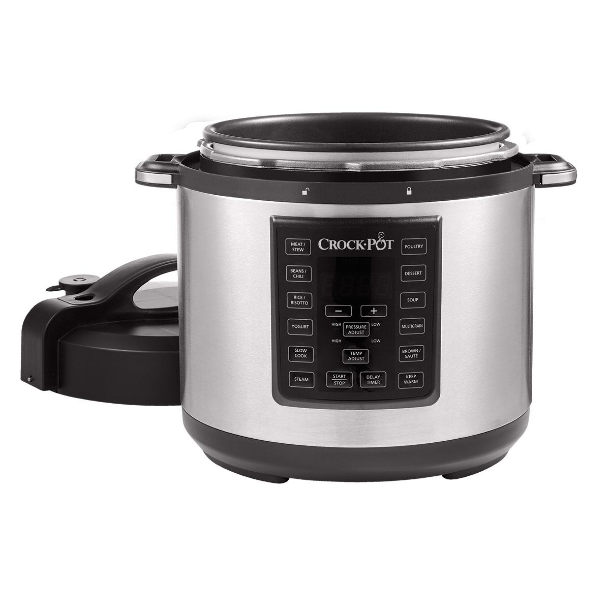 Crock-Pot® Express Crock Multi-Cooker - SCCPPC600-V1-033 ...