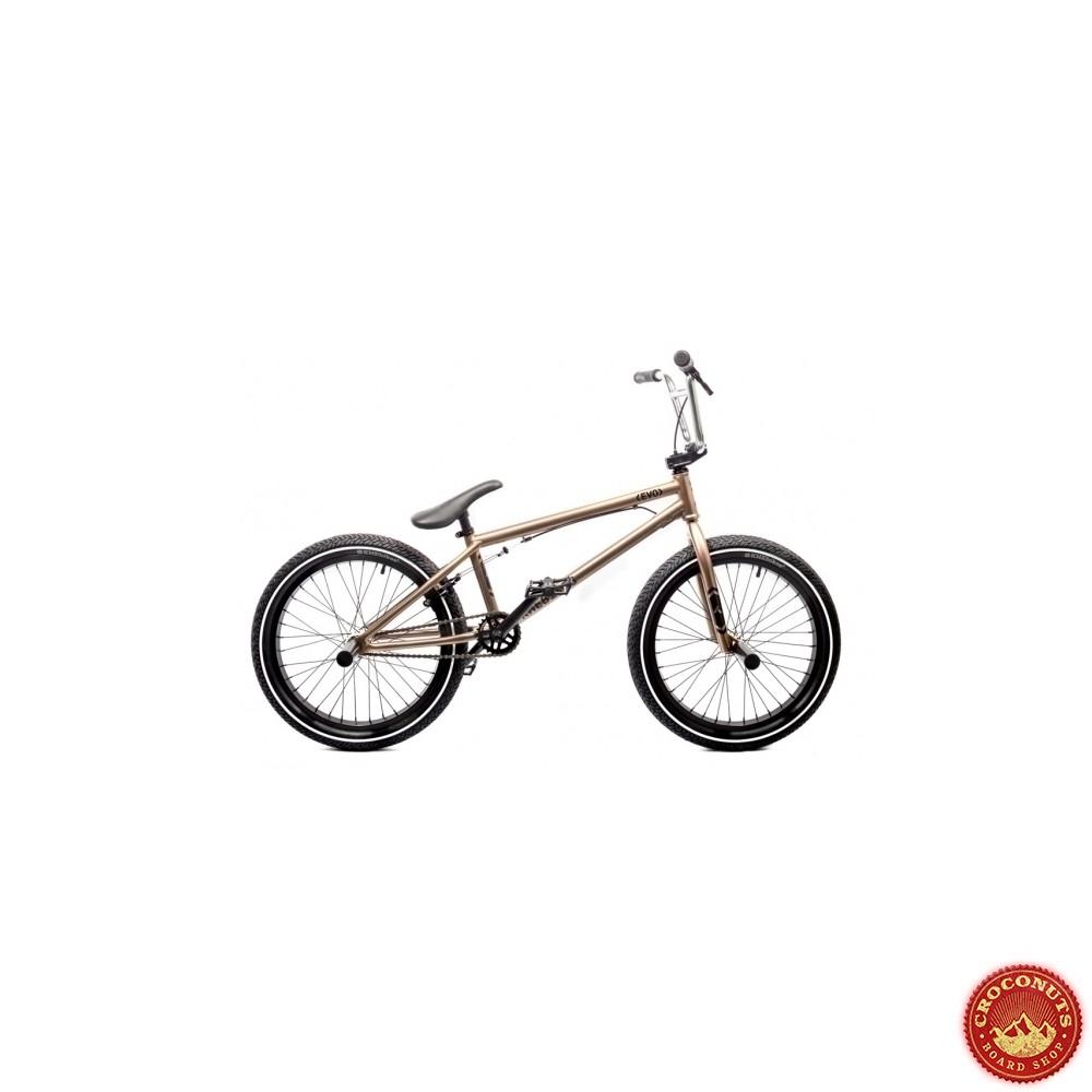 -15% sur Bmx KHE Evo : Bike pas cher