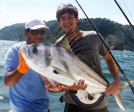 Costa Rica Roostefish Run