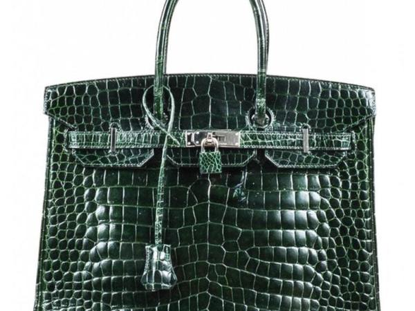 Birkin Crocodile Handbag
