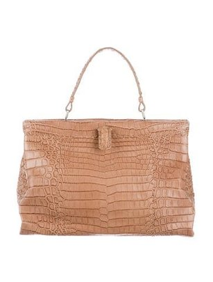 Crocodile Bag Bottega Veneta