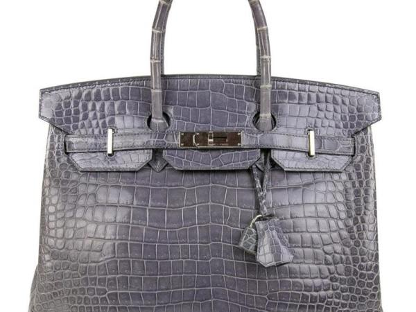 Birkin 35 Crocodile