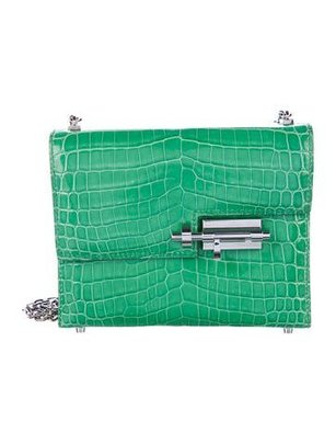 Crocodile Verrou Bag