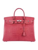 Hermes Alligator Birkin 40