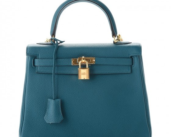 Kelly 25 Bag Cobalt