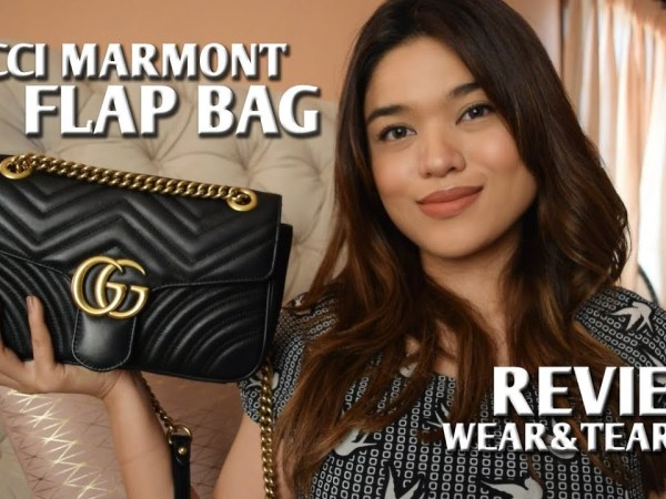 GUCCI MARMONT FLAP BAG REVIEW | I'm SELLING my bag?!??