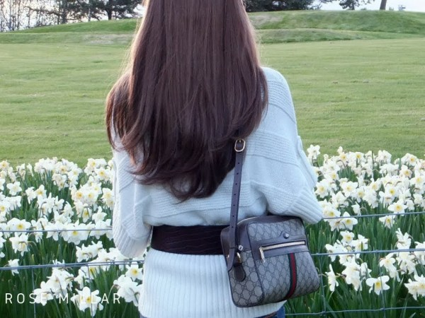 GUCCI OPHIDIA GG SUPREME SMALL SHOULDER BAG REVIEW | HOW I STYLE IT | Meila Rose Millar