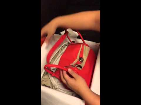 Hermes lindy 26 unboxing