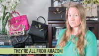 My Chanel and Hermes Inspired Bag Collection || Autumn Beckman