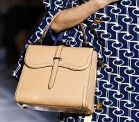 Prada's Debuted a New Top Handles and Frame Bags on Its Spring 2019 Runway
