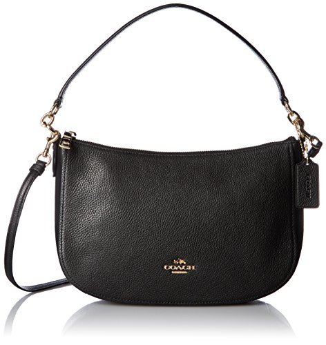 COACH Women's Pebble Chelsea Crossbody