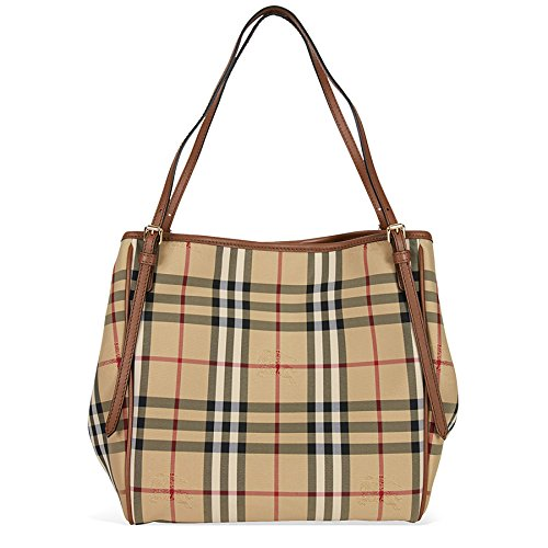 Burberry Horseferry Check Tote Bag