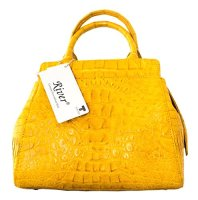 Crocodile Skin Purse Shoulder Bag Strap