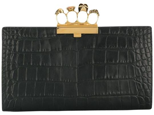 Alexander McQueen Crocodile Bag