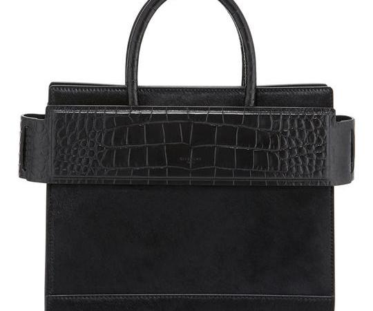 Givenchy Crocodile Bag Embossed