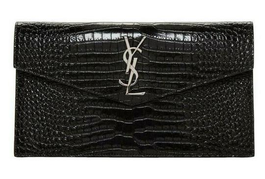 Saint Laurent Shiny Crocodile Bag