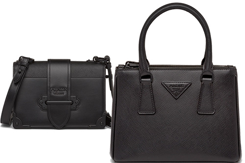 Top Prada All Black Bags thumb