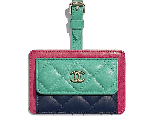 Chanel Luggage Tags thumb