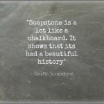 Soapstone Quote