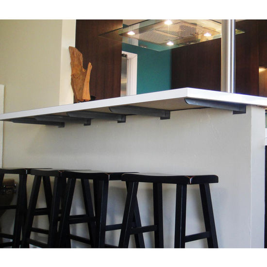 Kitchen Bar Overhang: Do You Have A Long Overhang On Your Island Or Peninsula