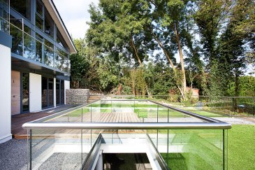 New build Residential Units, Amberley, Surrey