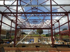 New Sports Hall, Christ the King, St. Mary's, Sidcup DA14 6BE