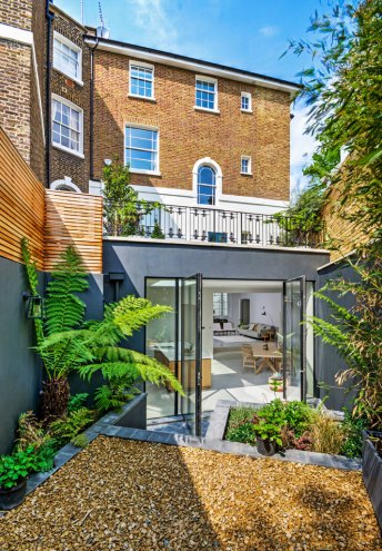 Victorian Renovation, Extension & Basement, Primrose Hill, NW1